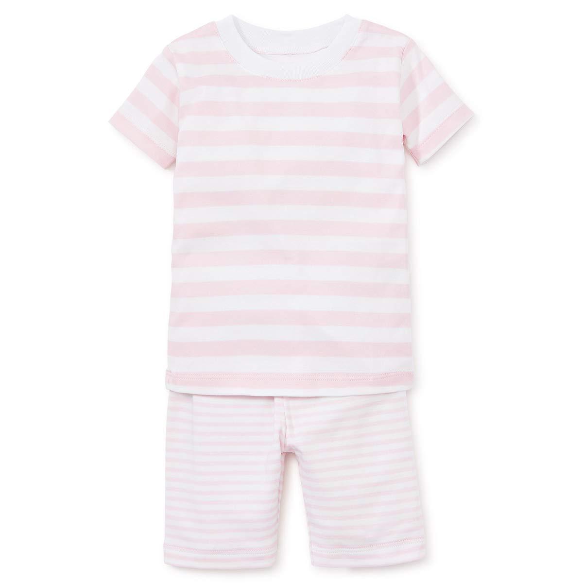 Kissy Kissy Baby-Girls Infant Pajamas Stripes Short Pajamas Set