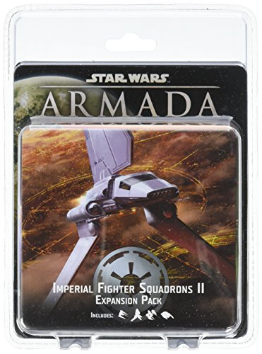 Star Wars Armada: Imperial Fighter Squadrons II Expansion Pack -
