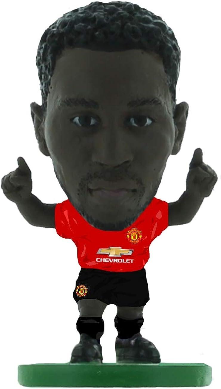 Soccerstarz - Man Utd Romelu Lukaku - Home Kit (2019 Version) /Figures