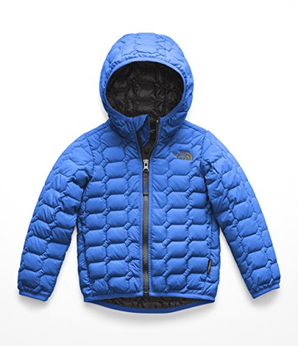 Face Hooded Fleece - The North Face Todd Thermoball Hoodie - Turkish Sea - 4T