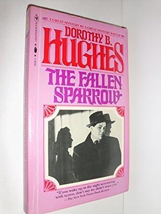 book cover of The Fallen Sparrow