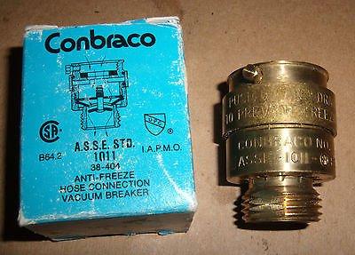 "Conbraco Industries, Inc. 3830401 Hose Vacuum Brkr 3/4"" Brass from Conbraco Industries"