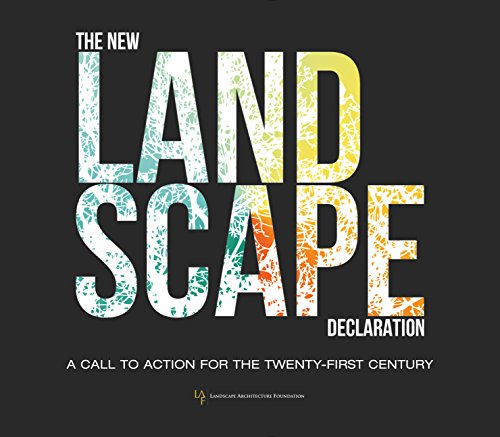 [Ebook] The New Landscape Declaration: A Call to Action for the Twenty-First Century R.A.R
