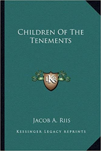 Book Children of the Tenements