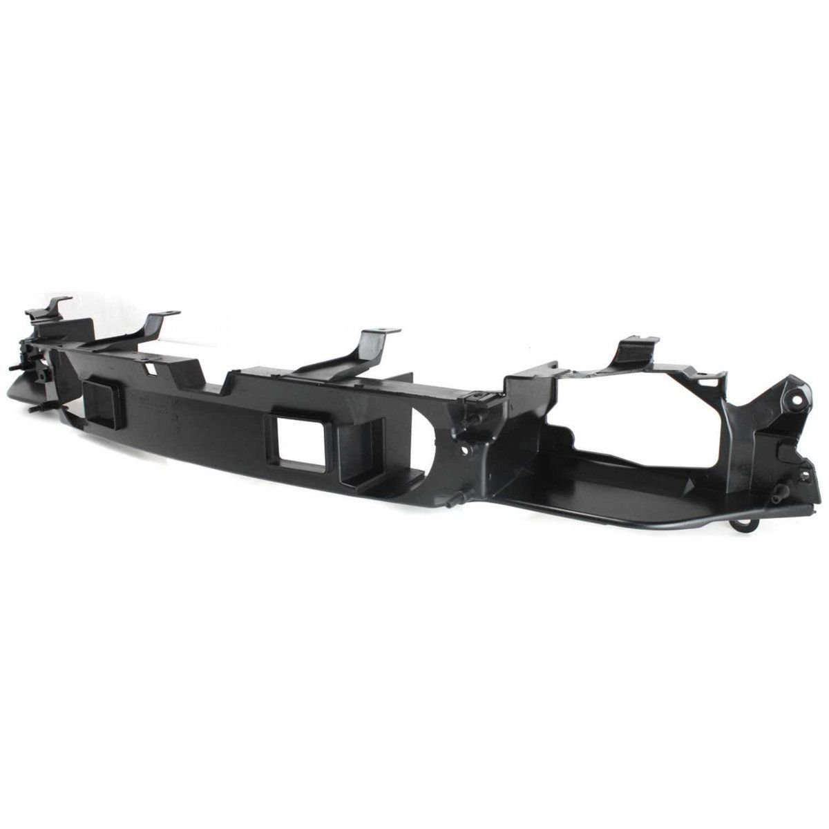 Header Panel For 98-03 Ford Escort Coupe Headlamp Mount ABS Plastic