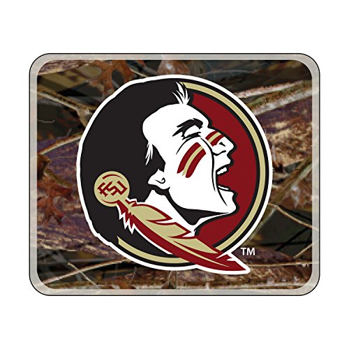 Florida State Seminoles Decal CAMO SEMINOLE HEAD DECAL 6
