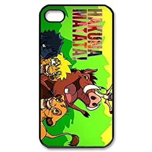 Hakuna Matata Custom Case for iPhone 4,4S