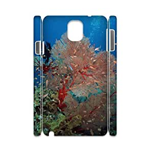 SYYCH Phone case Of Mysterious underwater world 2 Cover Case For samsung galaxy note 3 N9000