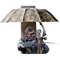 Allen Instant Roof Camo Treestand Umbrella, 57