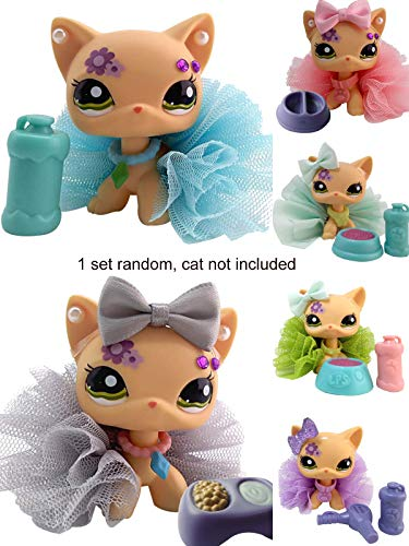 lps Accessories(Cat not Included), Skirt Collar Bow for sale  Delivered anywhere in USA