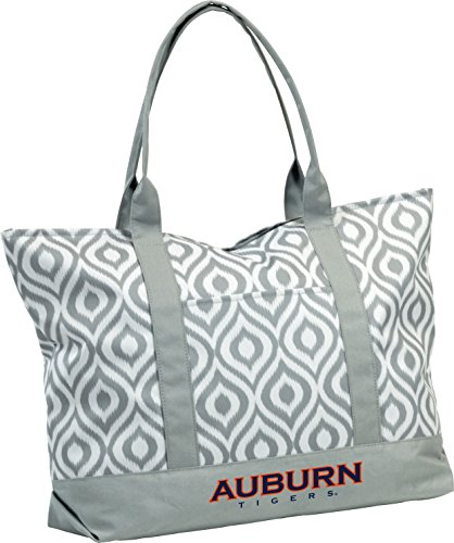NCAA Auburn Women's Ikat Tote Bag