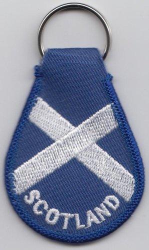 de Llavero de bandera St tela la A237 Andrew Escocia de dqqxCrRaw