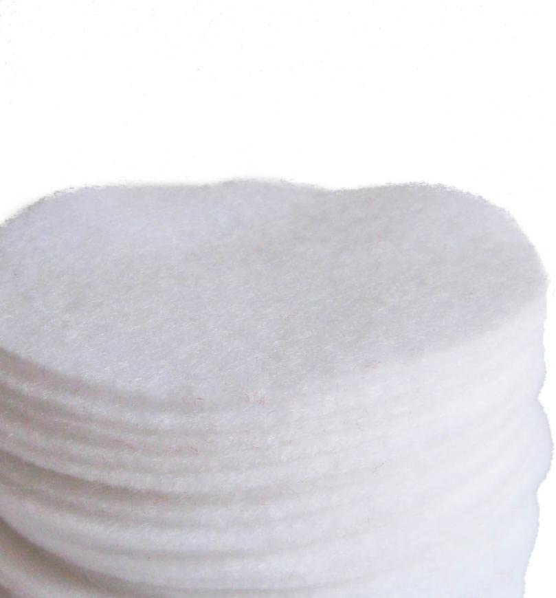 Nakpunar 3 inches Sandstone Felt Circles 30 Pieces