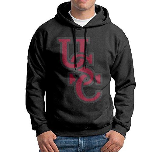 South Carolina Cocky Costumes (JJVAT Men's Hoodies University South Carolina Size M Black)