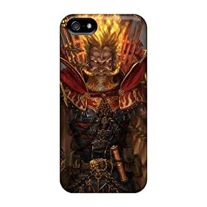 Cute Tpu CC WalkingDead Play With Fire Case Cover For Iphone 5/5s
