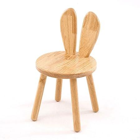 Paddia Silla de madera para actividades de 1 a 5 años, mesa de ...
