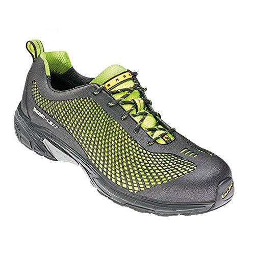 Baak 7547 - Zapatos de seguridad s1p jerry deportes mocasines deportivos exclusiva bgr 191, tamaño 44, verde,