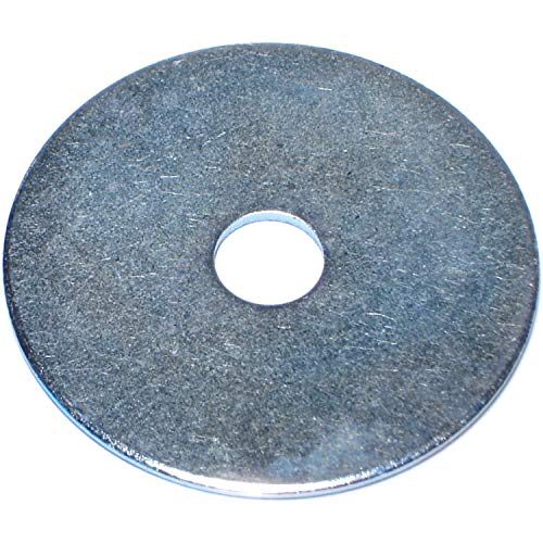 Hard-to-Find Fastener 014973241544 Fender Washers 5#, 3/8 x 2, Piece-94