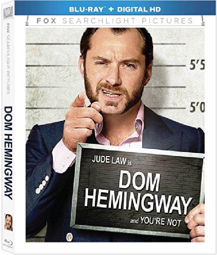 Dom Hemingway Blu-ray