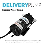 Express Water Demand Delivery Pump 110 V Pressure Boost Pump for RO Reverse Osmosis System and More