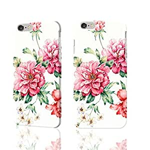 """Hand-painted flowers 3D Rough iphone Plus 6 -5.5 inches Case Skin, fashion design image custom iPhone 6 Plus - 5.5 inches , durable iphone 6 hard 3D case cover for iphone 6 (5.5""""), Case New Design By Codystore wangjiang maoyi by lolosakes"""