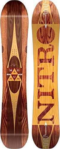 Nitro Magnum 1st Choice Snowboard 2018