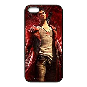 DmC Devil May Cry iPhone 5 5s Cell Phone Case Black 53Go-179559
