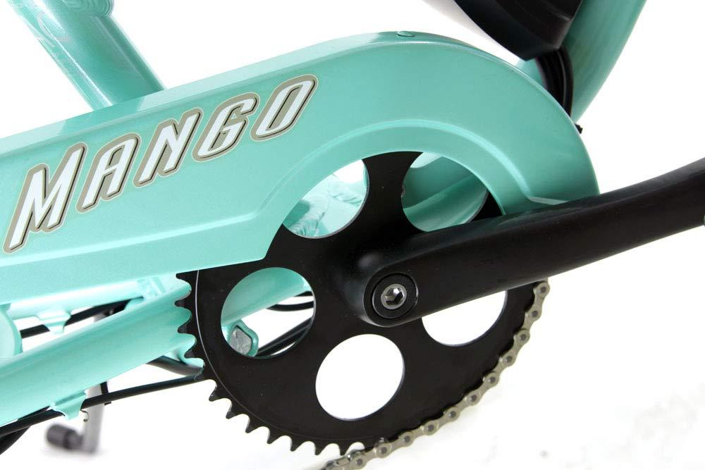 Quality Mango Superbird 8 Speed eBike Cruiser Aluminum 250w Electric Bicycle with Disc Brakes