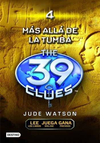 39 clues spanish - 8