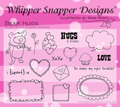 Whipper Snapper Designs BearHugs from Whipper Snapper Designs