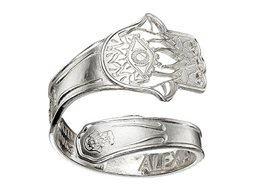 Alex and Ani Spoon Hand of Fat