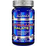 ALLMAX Nutrition 100 Pure Citrulline Malate Maximum Strength Absorption 2000 mg 2 8 oz 80 g For Sale