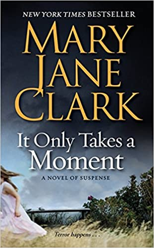 Amazon It Only Takes A Moment Key News Thrillers