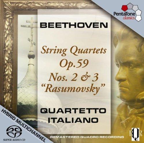 BEETHOVEN / QUARTETTO ITALIANO