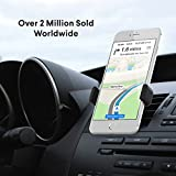 Kenu Airframe+ | Vent Car Phone Mount | Android Car Mount and iPhone Car Holder, iPhone X, iPhone 8 Plus/8, iPhone 7 Plus/7, iPhone 6s Plus/6s, iPhone 6 Plus/6 Car Accessories Phone Stand | Black