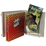 UniKeep Comic Book Collection Storage Album and