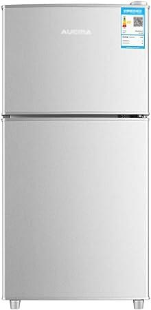 refrigerador de Doble Puerta, congelador, 58L, Ahorro de energía ...