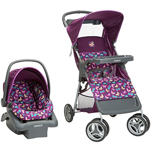 Cosco Lift & Stroll Travel System - Car Seat and Stroller...