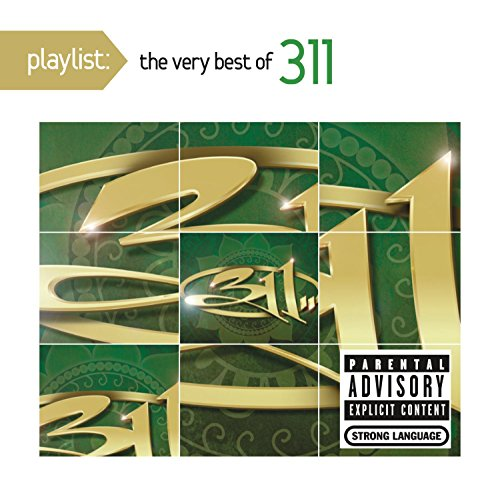 DO NOT USE #/CUT-OUT Playlist: The Very Best Of 311