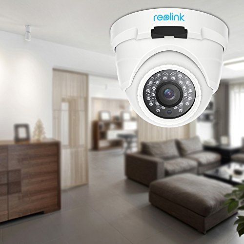 Reolink Ip Poe Security Camera 4 Megapixels Super Hd