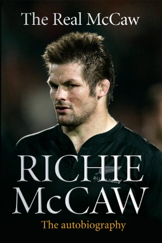 Used, The Real McCaw: Richie McCaw: The Autobiography for sale  Delivered anywhere in USA