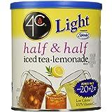 4C Iced Tea & Lemonade Mix, Light, 13.9 oz