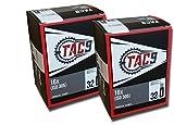 """TAC 9 2 Pack Tube, 16"""" x 2.125"""" Regular Schrader"""