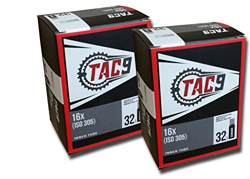 TAC 9 2 Pack Tube, 16
