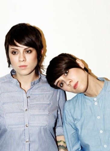 Tegan And Sara Poster Blue Shirts Vt