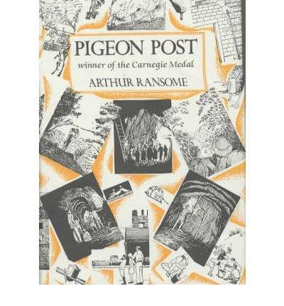 - [(Pigeon Post )] [Author: Arthur Ransome] [Dec-1987]