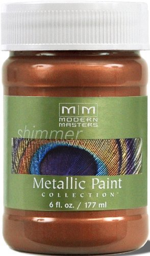 Modern Masters ME579-06 Metallic Copper Penny, 6-Ounce by Modern Masters by Modern Masters