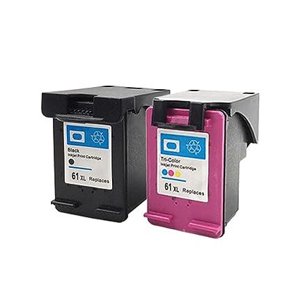 inkmate 2 Pack - remanufacturados cartuchos de tinta para HP 61 ...