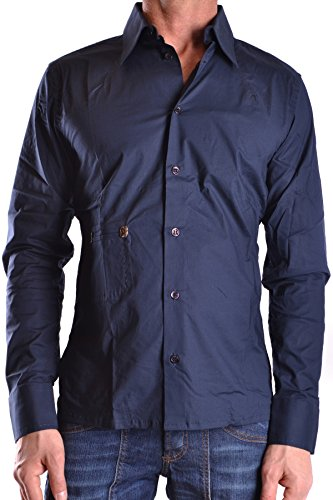 dirk-bikkembergs-mens-mcbi097008o-blue-cotton-shirt
