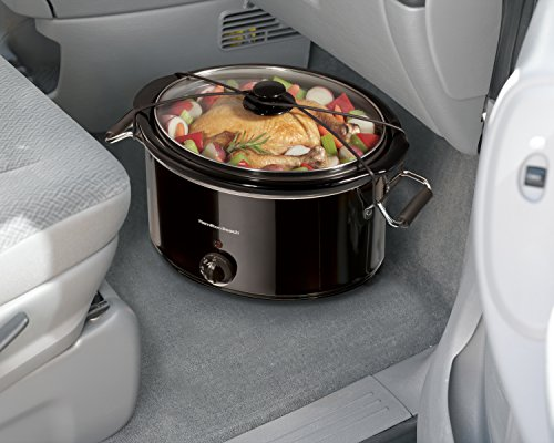 Hamilton Beach Black Ice 33173 Metal Collection Slow Cooker